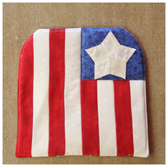 Stars and Stripes Hot Pad