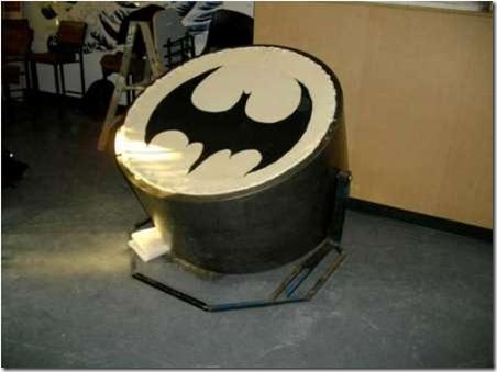 蝙蝠信号-木瓜椅