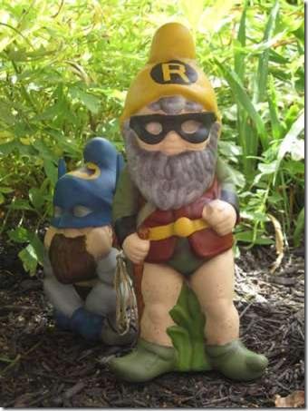 超级英雄花园侏儒模组