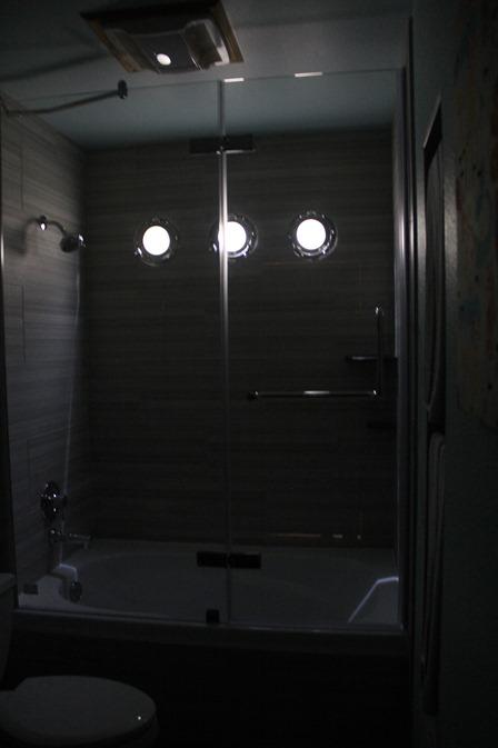 Porthole lights