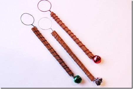 Simple Cinnamon Stick Ornaments 9