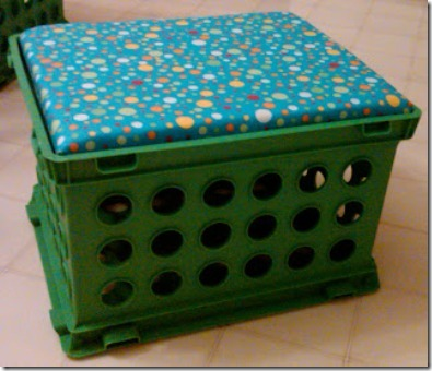 seat crate