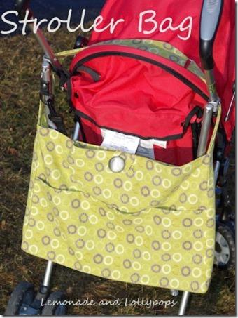 婴儿推车袋2