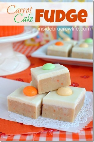 在 side Bru Crew Life制作的胡萝卜蛋糕软糖