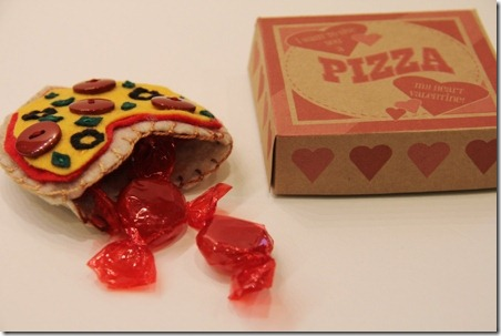 Pizza Box Valentine 12