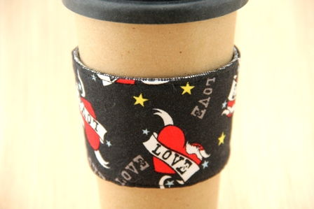 Tattoo Coffee Cup Sleeve - CraftyStaci