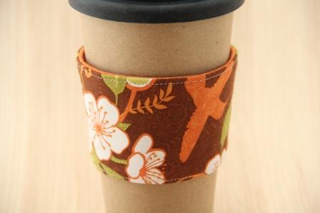 热带咖啡杯套-CraftyStaci