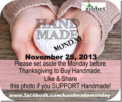 Shop Handmade Monday
