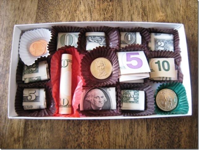 盒巧克力作为母亲的生活
