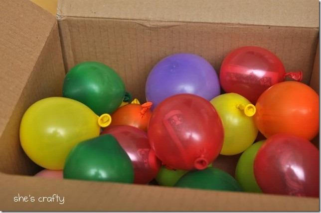 她的狡猾的现金气球