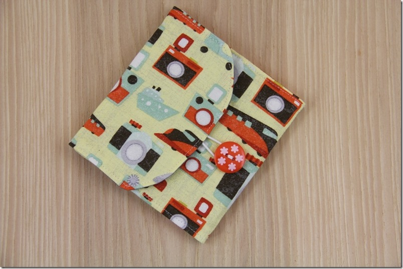 Memory Card Wallets - CraftyStaci