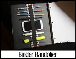 Binder Bandolier