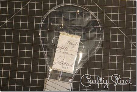 Light Bulb Graduation Gift - Crafty Staci 8