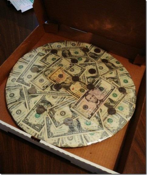 HubPages上kleone2u的Money Pizza