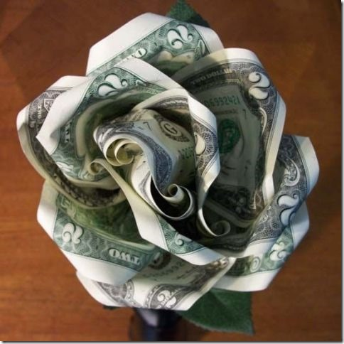 Money Rose by Kylyssa on Squidoo