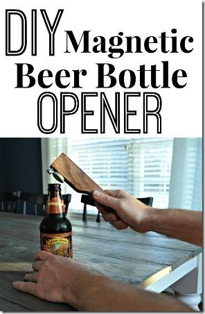 装饰和狗的探球网磁性啤酒开瓶器