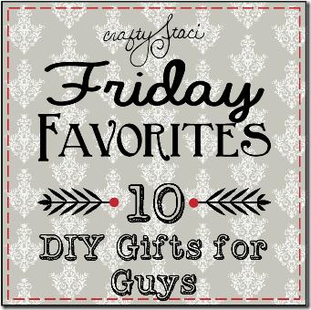 星期五的最爱-10个给男孩的探球网礼物-Crafty Staci