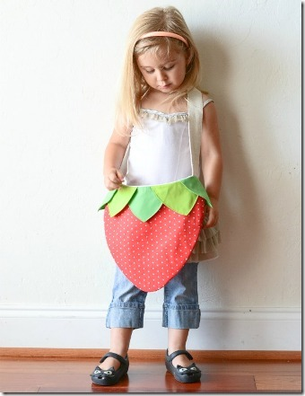 Strawberry Bag - Jacks and Kate