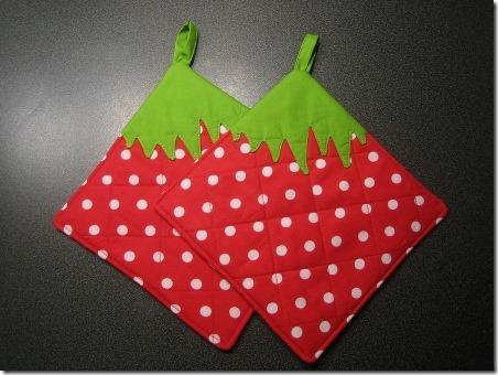 草莓隔热垫-切出并保留