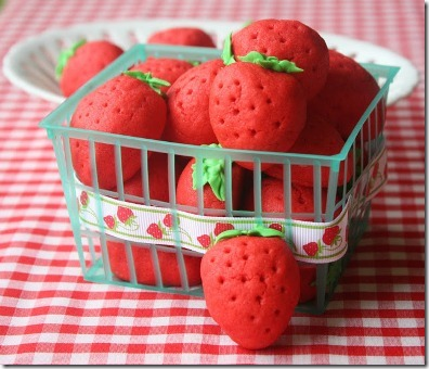 草莓糖饼干-Munchkin Munchies