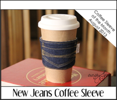 New Jeans Coffee Sleeve