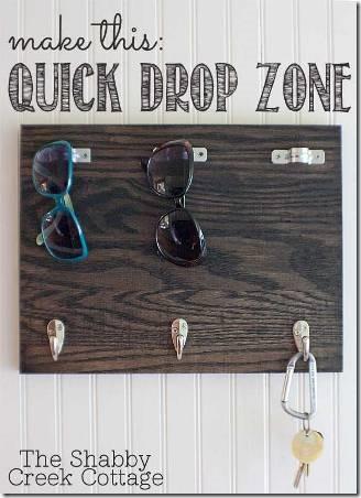 的 Shabby Creek Cottage的Quick Drop Zone