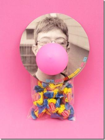 Bubblegum情人节按项目Denneler