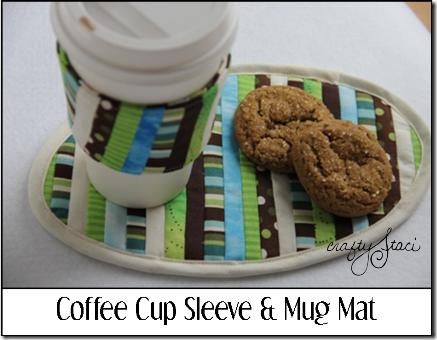 咖啡袖杯垫