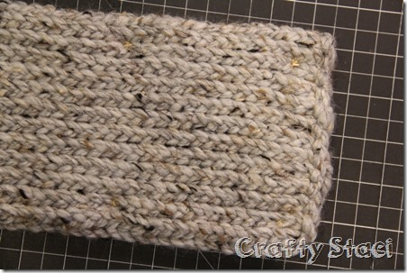 Buttoned Neck Warmer - Crafty Staci 7