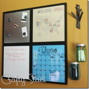 Office Organization Center - Crafty Staci 11