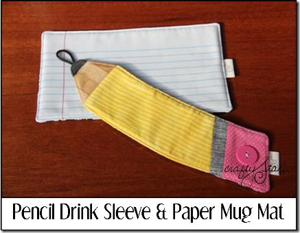 铅笔套和纸垫
