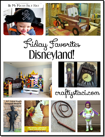 Crafty Staci's Disneyland Crafts Friday Favorites