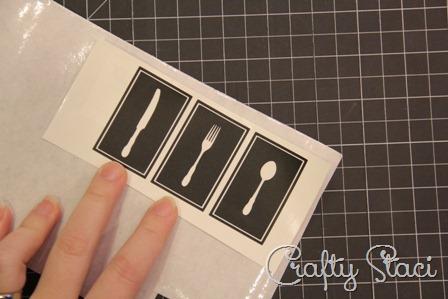 Clear Shelf Liner To Transfer Vinyl Crafty Staci