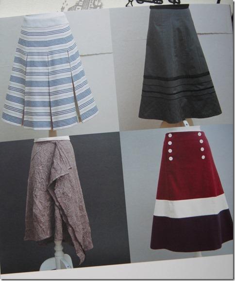 时尚的裙子书评-Crafty Staci 11