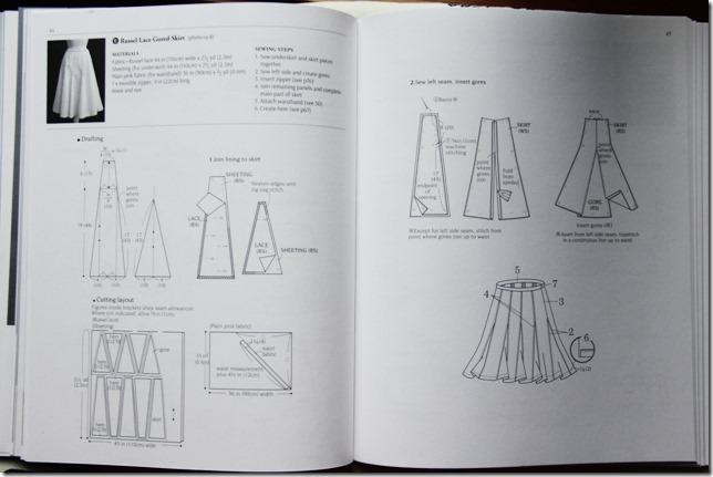 时尚的裙子书评-Crafty Staci 12
