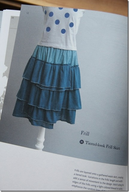 Stylish Skirts Book Review - Crafty Staci 5