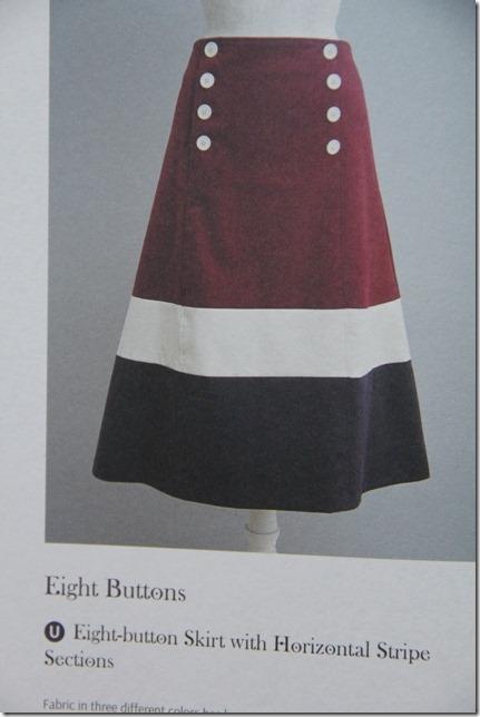 时尚的裙子书评-Crafty Staci 6