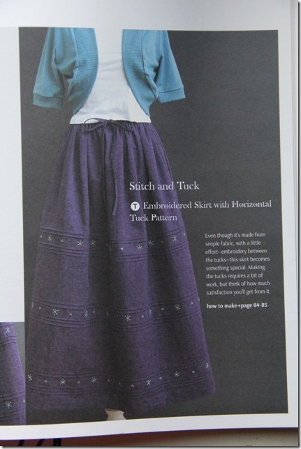 Stylish Skirts Book Review - Crafty Staci 8