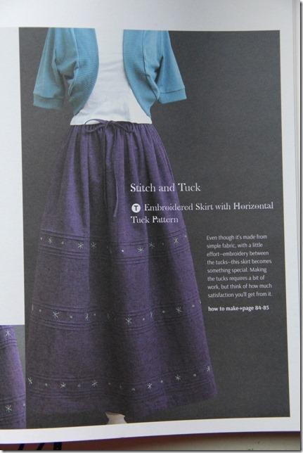 时尚的裙子书评-Crafty Staci 8