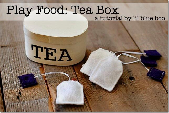 茶盒by Lil Blue Boo