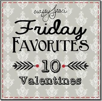 星期五最爱 -  10个情人节 - 狡猾的Staci