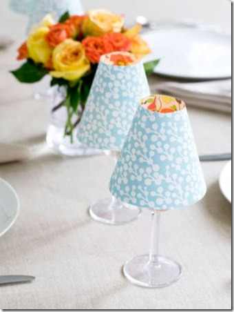 Candle Lampshade from Good Housekeeping