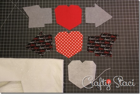 Heart and Arrow Coffee Sleeve - Crafty Staci 2