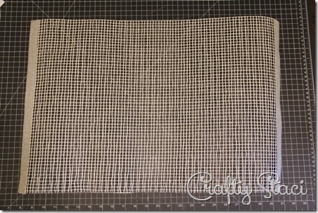 Knotted Knit Rug - Crafty Staci 4