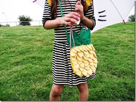 Pineapple Bag by Llevo el Invierno