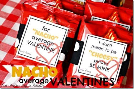 Nacho Average Valentines by Skip to my Lou