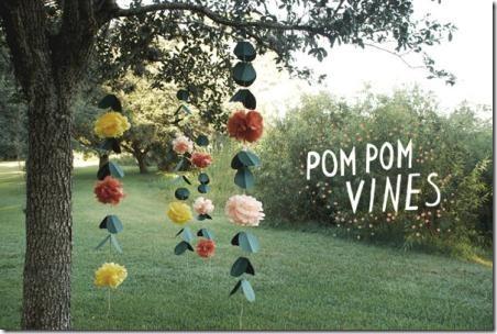 曾经一次结婚的Pom Pom Vines
