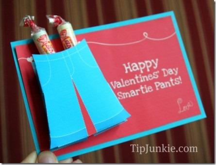 Smarties Valentines by Tip Junkie