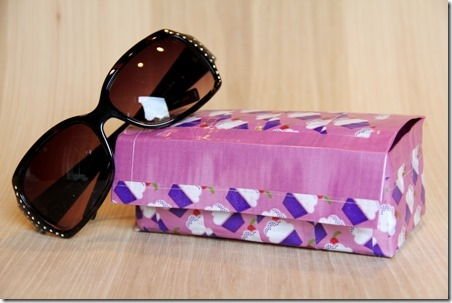 Duct Tape Sunglass Holder - Crafty Staci 14
