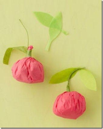 Cherry Bomb Wedding Favors by Martha Stewart Weddings